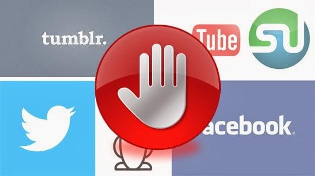 Métodos para ingresar a Facebook Bloqueado