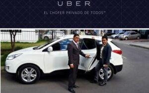 Códigos Promocionales Uber Taxi Perú