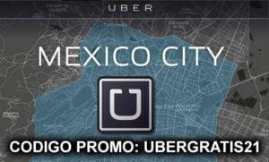 Codigo promo uber taxi mexico