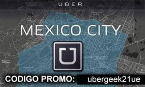 Código Promo Uber Taxi México