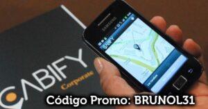 Código Promo Cabify Lima Perú