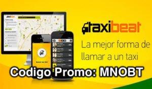 Código promocional Taxibeat Perú